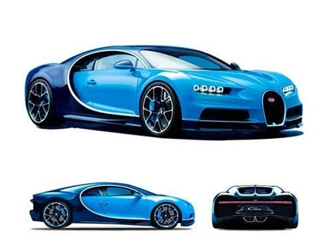 Bugatti Chiron Price, Launch Date In India, Review, Images