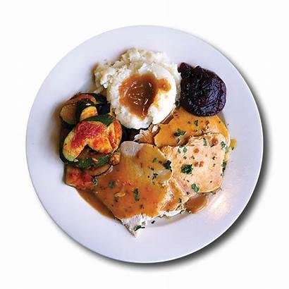 Dinner Menu Turkey Lunch