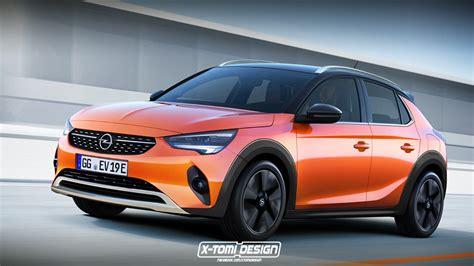 Opel Astra Opc 2020 by 2020 Opel Corsa Cross Joins New Gsi And Opc Autoevolution