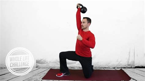 kettlebell shoulders mobility release