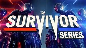 Final Card for WWE Survivor Series 2018 - SEScoops
