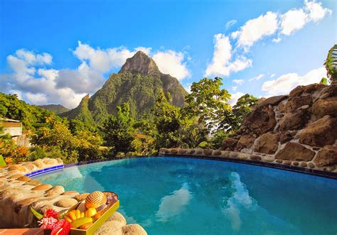 Travel 2 The Caribbean Blog St Lucia Rocks This Summer
