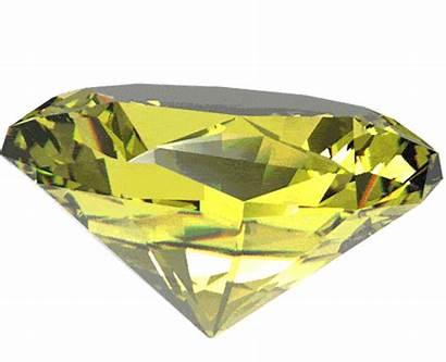 Diamond Animated Yellow Transparent 3d Gifs Magic
