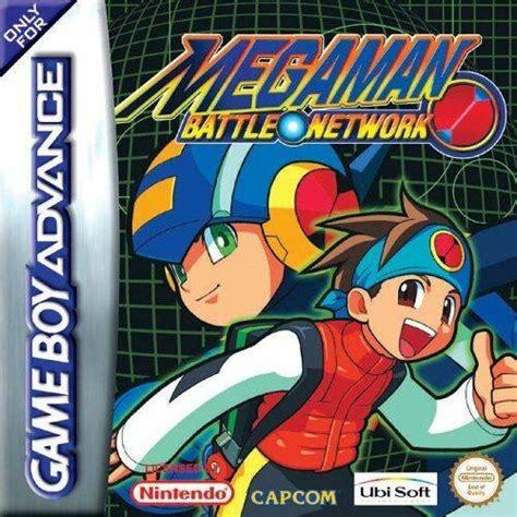 Mega Man Exe Game Boy Advance Overview