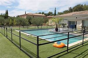 Cloture Piscine Pas Cher : barri re et cl ture de piscine mat riaux et prix ~ Melissatoandfro.com Idées de Décoration
