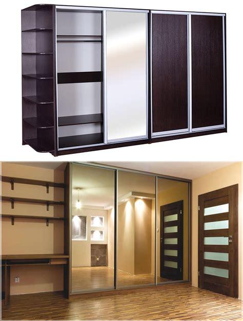 desain lemari pakaian rak baju minimalis modern jasa