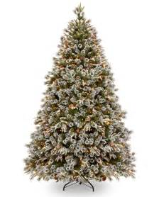 7ft pre lit liberty pine decorated feel real artificial tree garden world