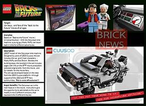 The Brickverse: First look at Back to the Future set