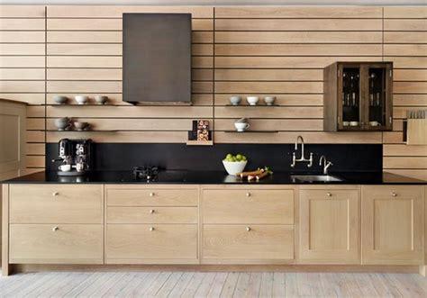 cuisine en bois h黎re déco meuble cuisine bois