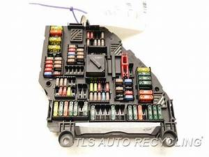 1997 Bmw 740il Fuse Box