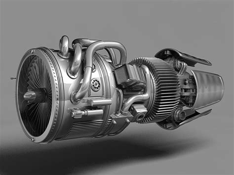 jet engine technology cambridge university researchers developing new material how it