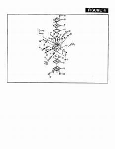 Mcculloch 32cc Gasoline Chain Saws Carburetor Assembly