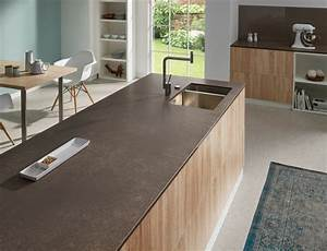 Arbeitsplatte Granit Anthrazit : photo cuisine avec plan de travail moderne en 65 id es ~ Sanjose-hotels-ca.com Haus und Dekorationen