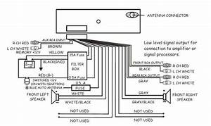 Sony Cdx Gt230 Wiring Diagram