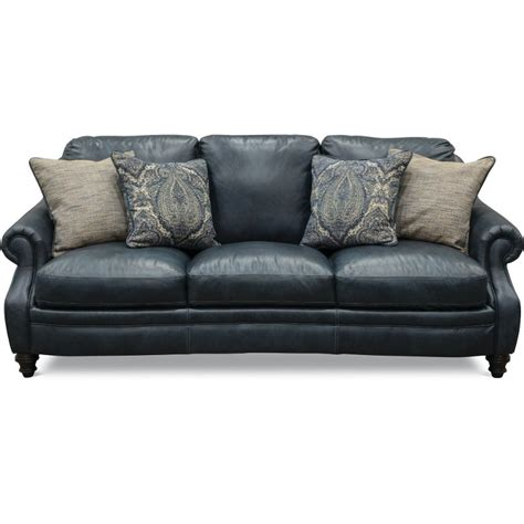 navy blue leather loveseat classic traditional navy blue leather sofa admiral rc