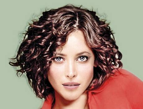 hairstyles  fine curly hair