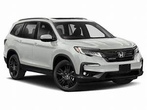 New 2021 Honda Pilot Black Edition 4d Sport Utility In Las