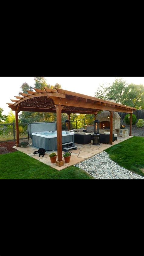 Backyard Tub by 1000 Ideas About Backyard Tubs On