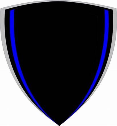 Shield Clipart Clip Svg Cliparts Vector Silhouette