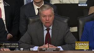 At AG confirmation hearing, Graham say he'll work with ...