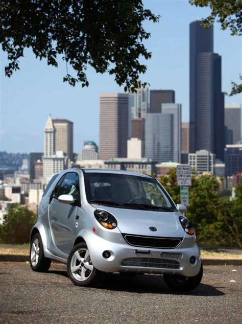 Fully Electric Cars On The Market by All Electric Wheego Hits Seattle Streets Seattlepi