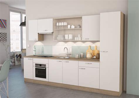 bas de cuisine meuble bas de cuisine contemporain 2 portes chêne brossé