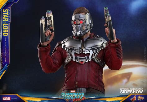 hot toys guardians   galaxy vol  star lord kapow toys