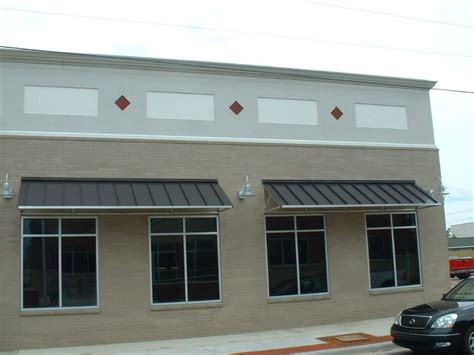 commercial building awnings google search diy awning metal awnings windows metal