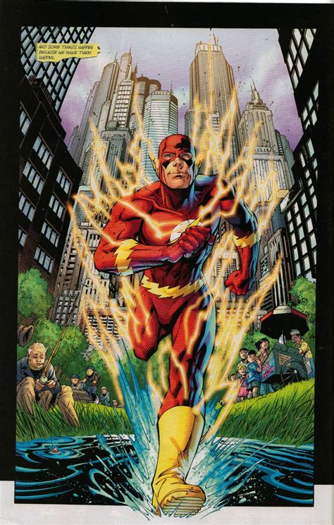 Review: Flashpoint #1 • Comic Book Daily