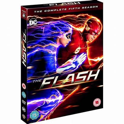 Flash Dvd Season Deff