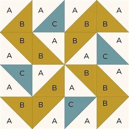 Quilt Block Pattern Puzzle Patterns Farmhouse Sampler
