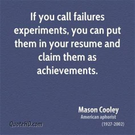 What Are Some Achievements I Can Put On A Resume by Resume Quotes Page 1 Quotehd