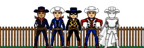 Categorywestern Characters  Marvelmicroheroes Wiki