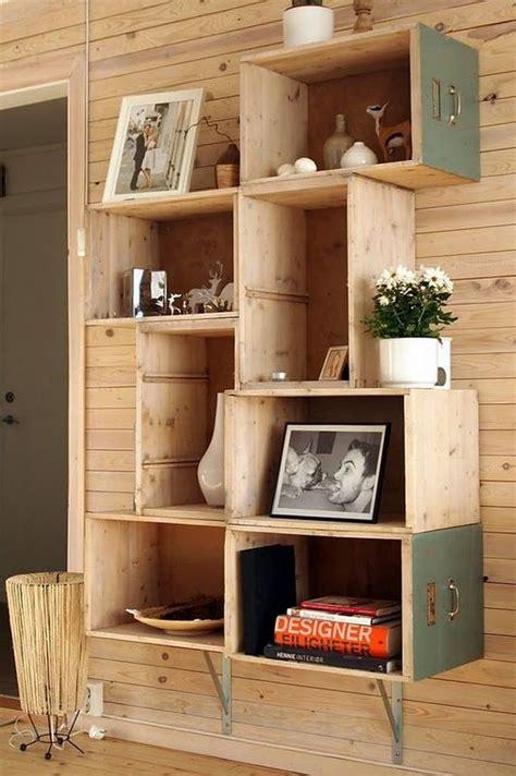 Box Wall Shelves
