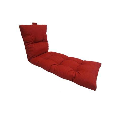 plush chaise lounge chair white 2 raidro com home depot coussin chaise longue obtenez