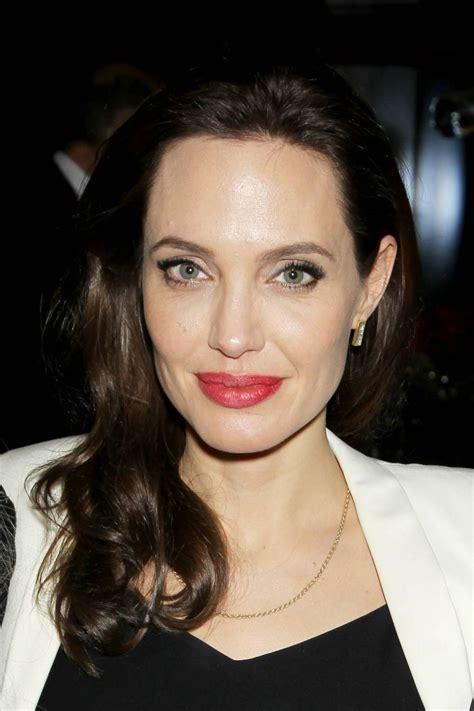 ANGELINA JOLIE at Unbroken Special Screening in New York ...