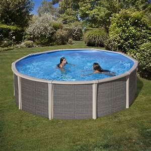 Piscine Hors Sol Resine : bien choisir une piscine hors sol r sine pas ch re ~ Melissatoandfro.com Idées de Décoration