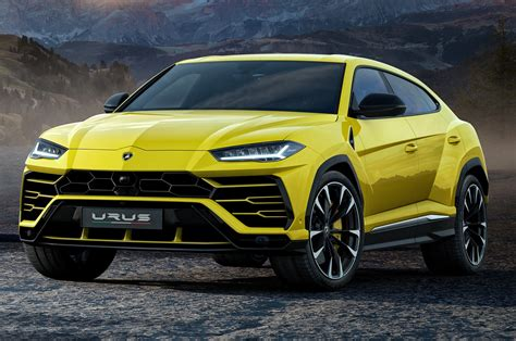 the lamborghini urus pushes the envelope of design and manufacturing automobile magazine