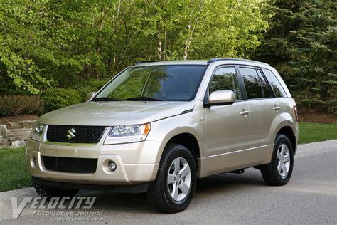 2007 Suzuki Grand Vitara Mpg by 2007 Suzuki Grand Vitara Information