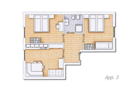 appartamento  pension arnica san vigilio  marebbe