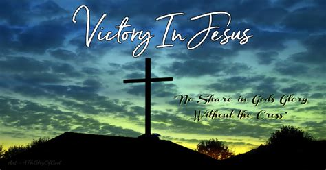 victory  jesus lyrics hymn meaning  story