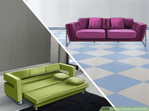 how to choose a sofa color how to choose a sofa color 10 steps with pictures wikihow