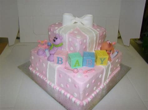 square baby shower cakes baby shower square cake with blocks baby and