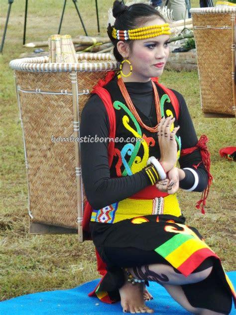 malinau irau festival dayak lundayeh tribal cultural