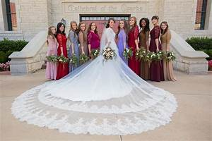 jinder39s dresses a very subjective rundown review of all With duggar wedding dresses