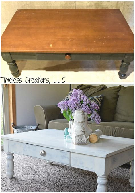 shabby chic furniture mn distressed coffee table timeless creations llc