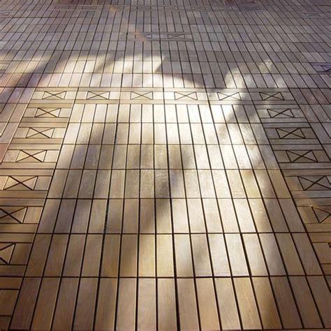 tile wood floors together snap together ipe wood deck tiles eco decks furniture grade outdoor wood deck tiles easily snap
