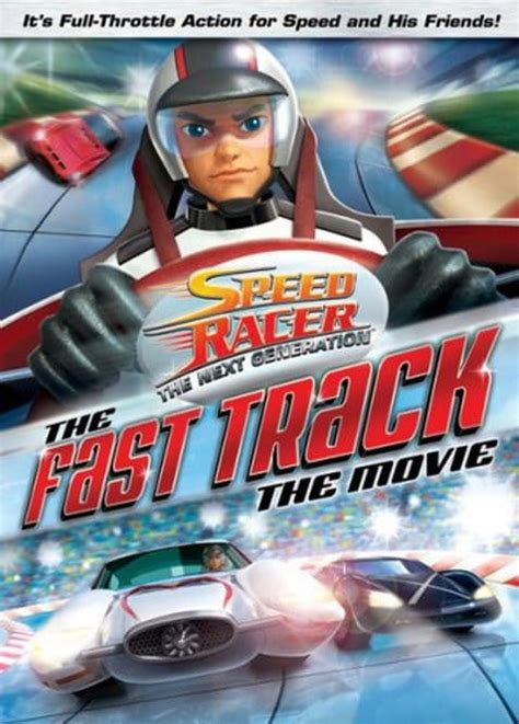 speed racer   generation  fast track