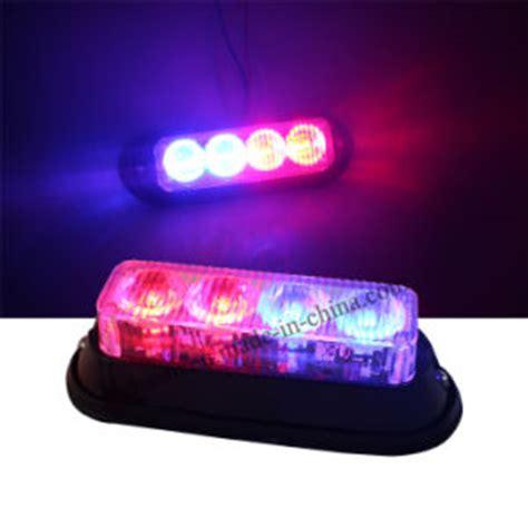 multi color strobe light china multi color led car strobe warning lights