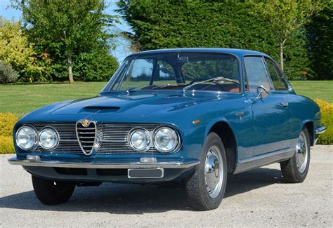 Alfa Romeo 2600 Sprint by 1965 Alfa Romeo 2600 Sprint Specifications Photo Price
